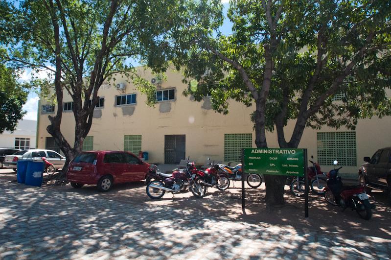 Prédios administrativos da Ufersa receberão instalação de painéis solares